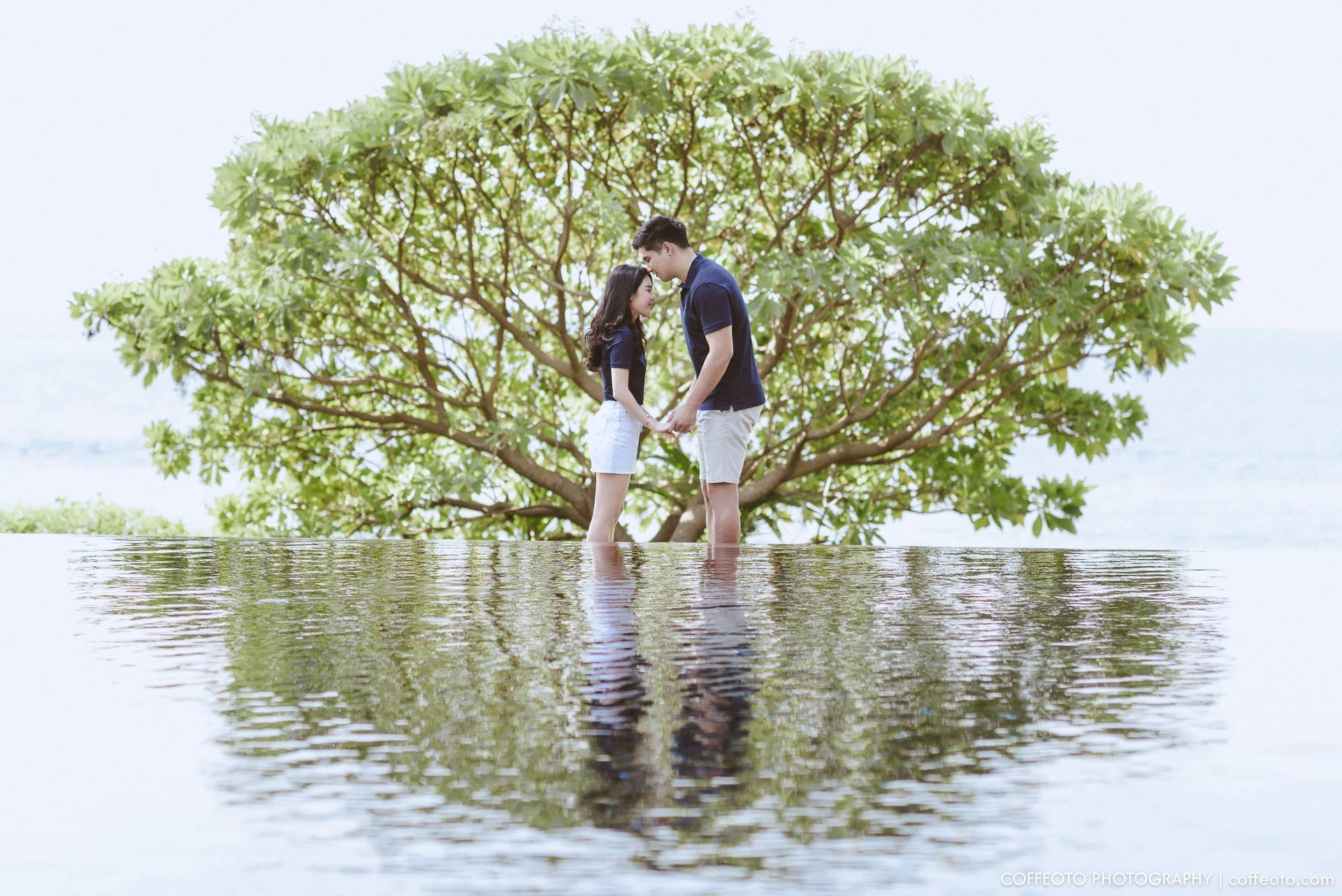 """""""We complete each other"""" Cherry & Pond's pre-wedding session"""