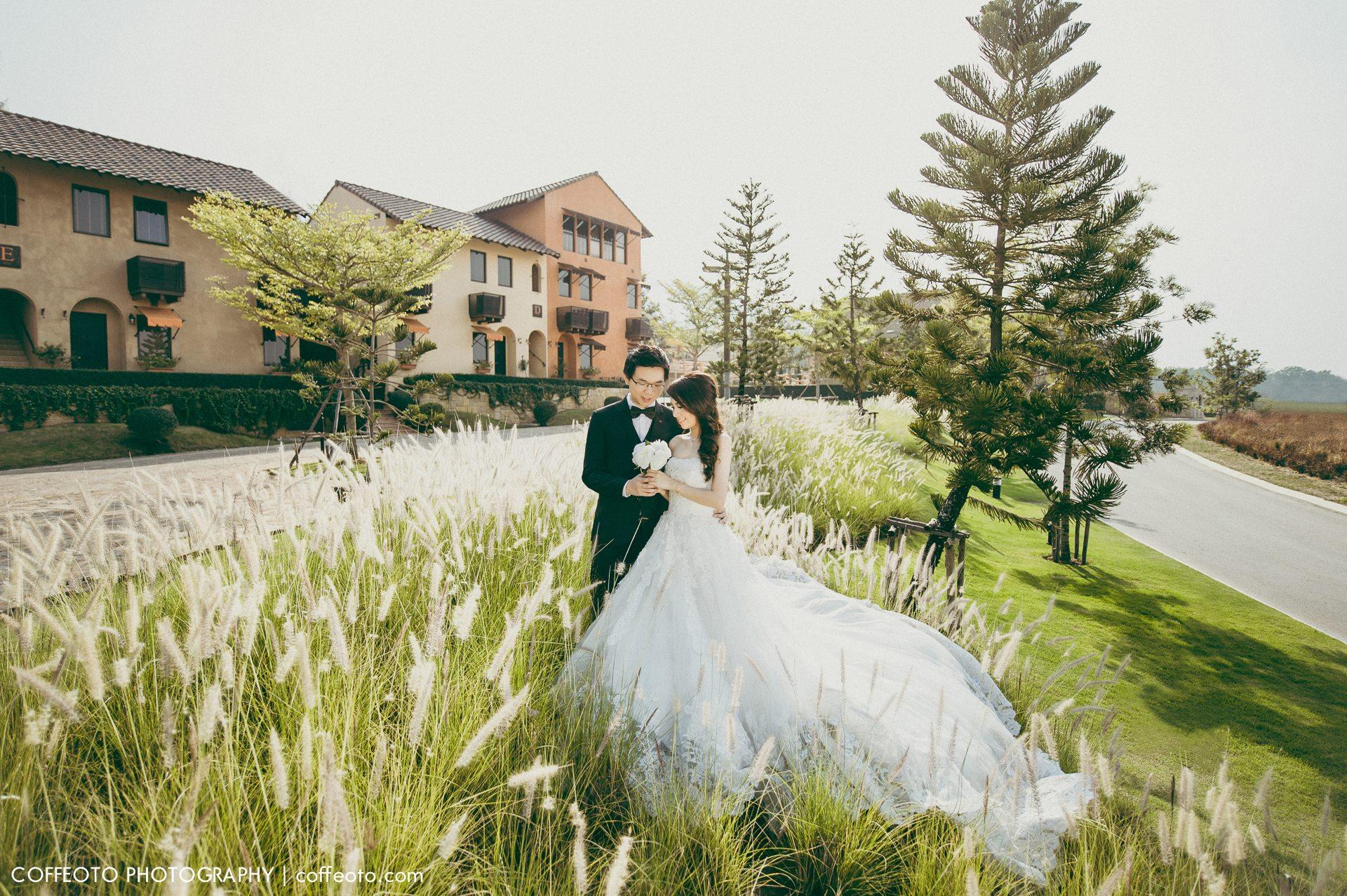 Pook & Neung Pre-wedding