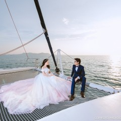 Toffee & Pop Pre-wedding