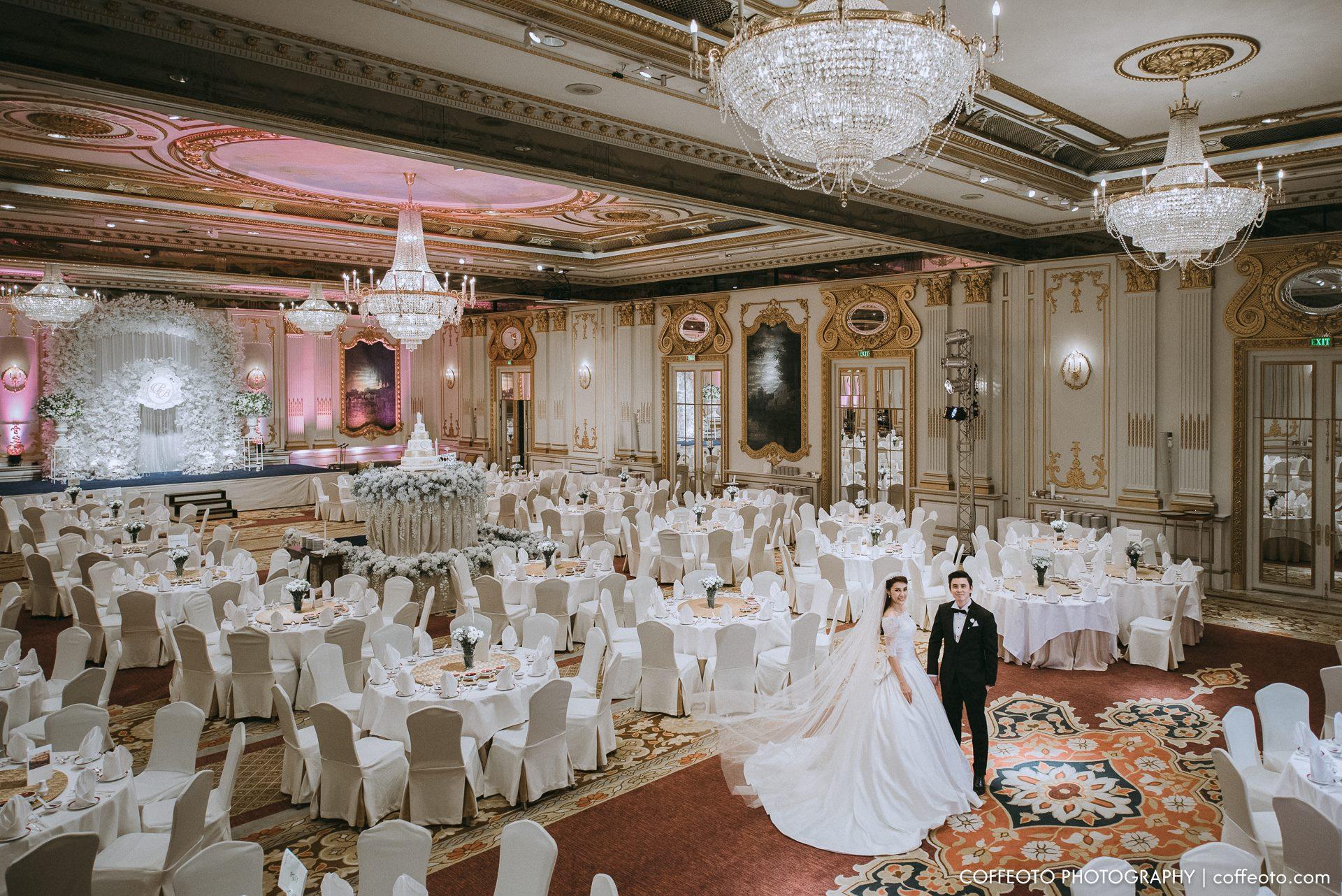 Pauline & Boyd Wedding