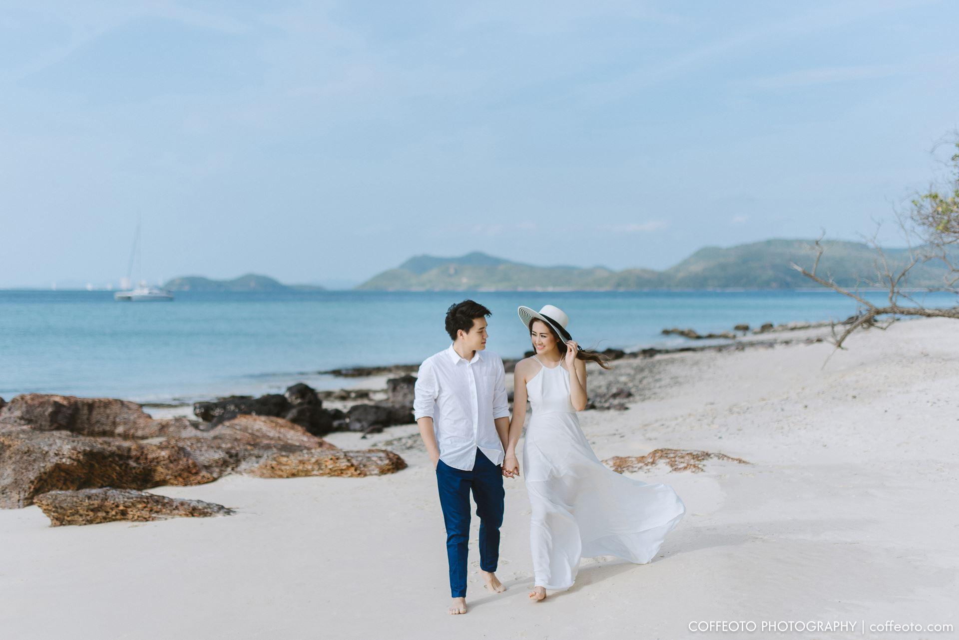 Muay & Copter Pre-wedding