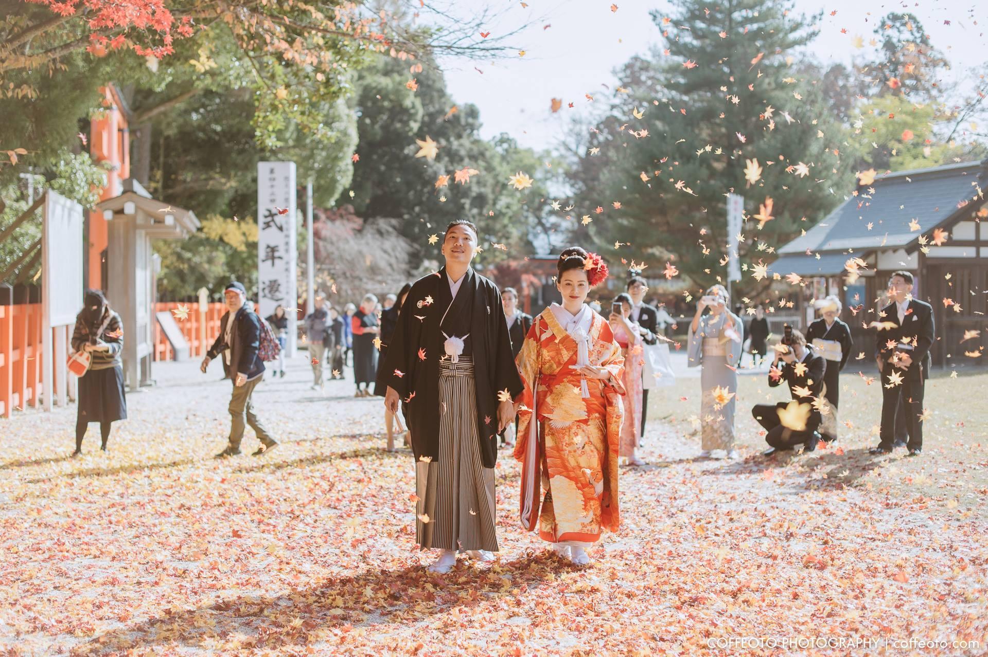 Art & Hiromi Japanese Wedding