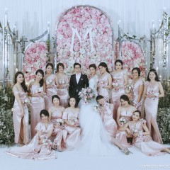 MM & Boy Wedding