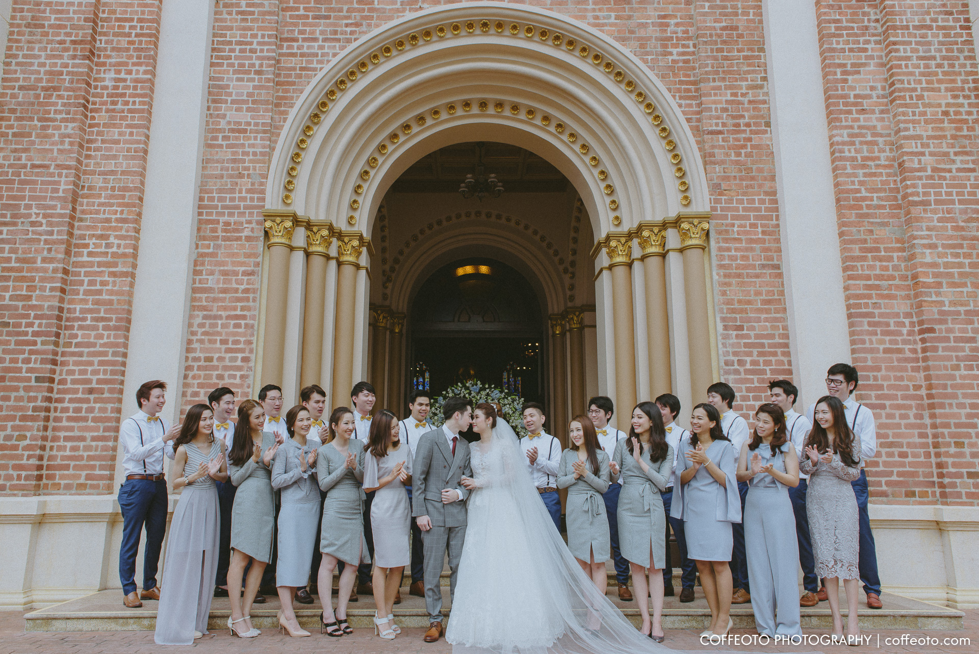 Mill & Ja Wedding